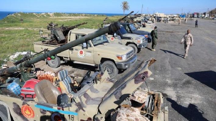 Prime Minister Fayez al-Serraj vows to defend Tripoli