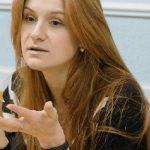 Maria Butina  returns to Moscow